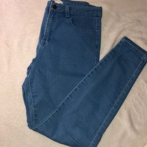 Forever 21 Light Blue Jeans